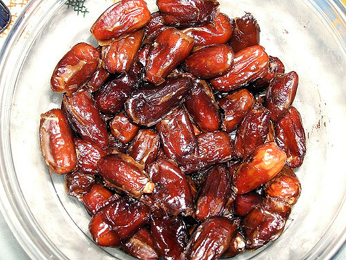 Dates for Constipation treatment