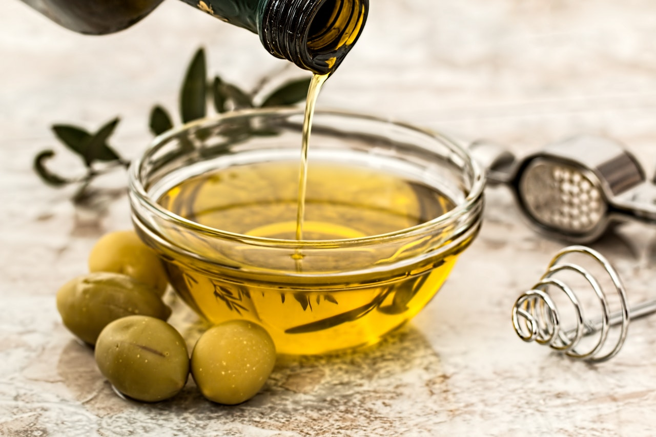 Olive oil for constipation cure